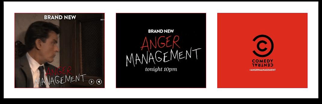 Anger Management - Banner Ads