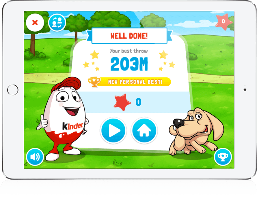Catch the Bone - Youth Marketing, Mobile Game, HTML5