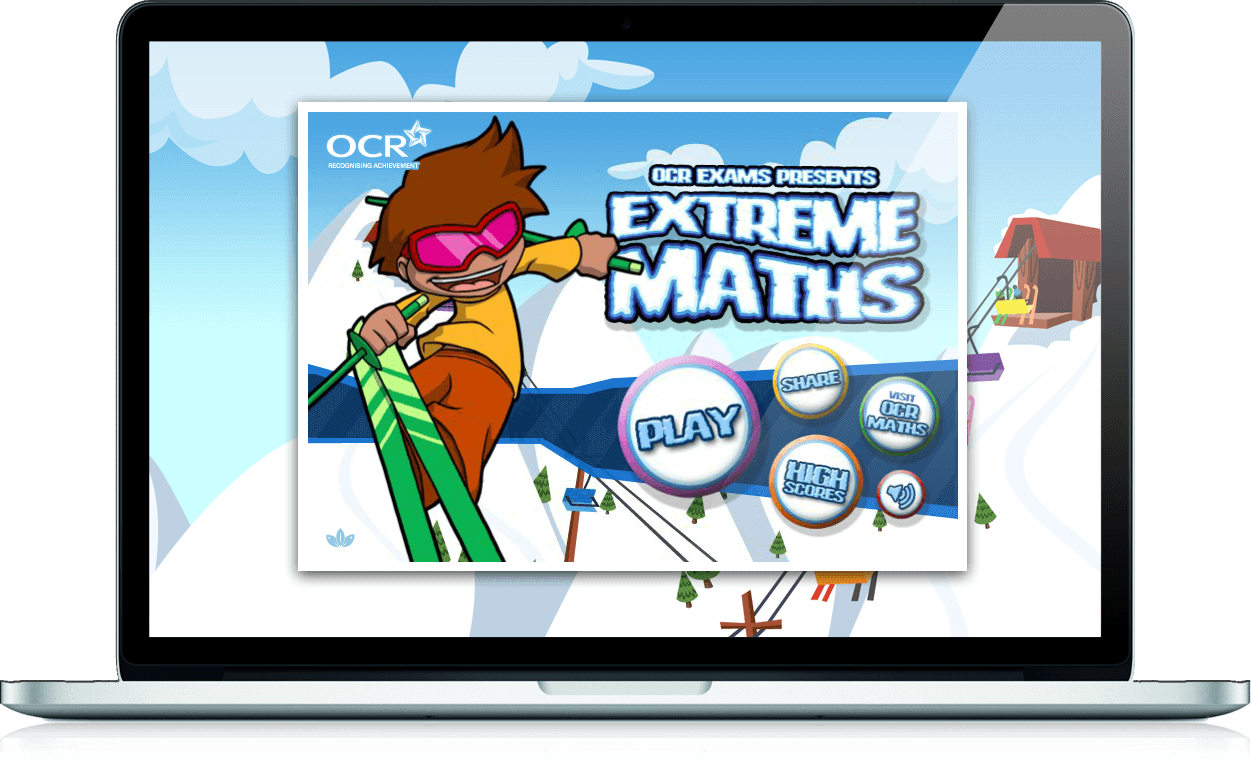 Extreme Maths - Viral Game, Youth Marketing, Competition