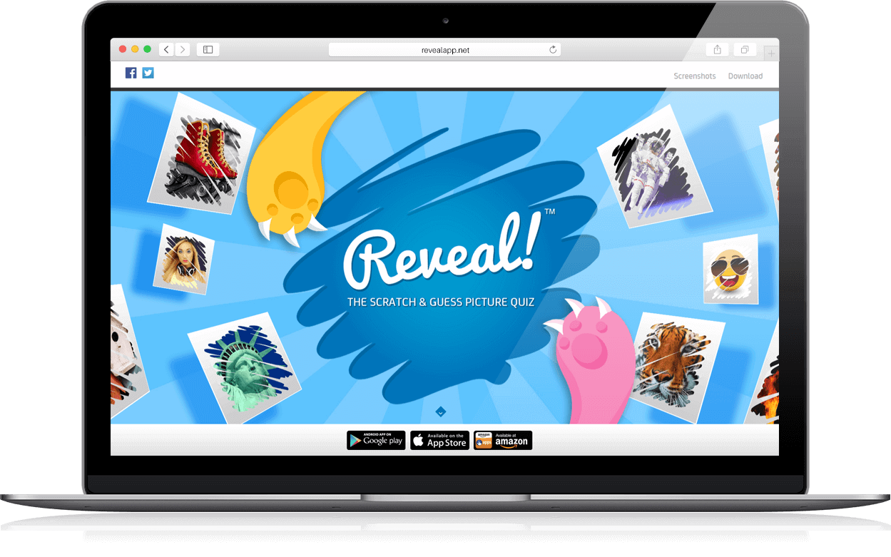 Reveal! Solo Edition - Mobile Game, iOS App, Android App