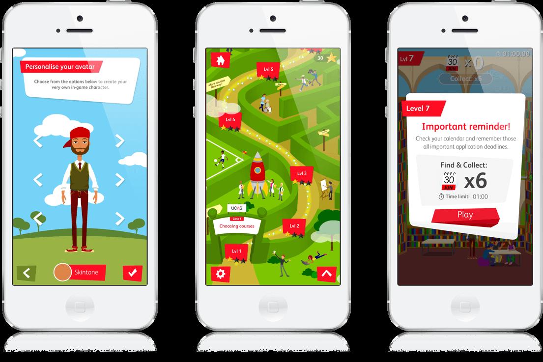 Uni Leap - Mobile Game, Cross Platform, Facebook