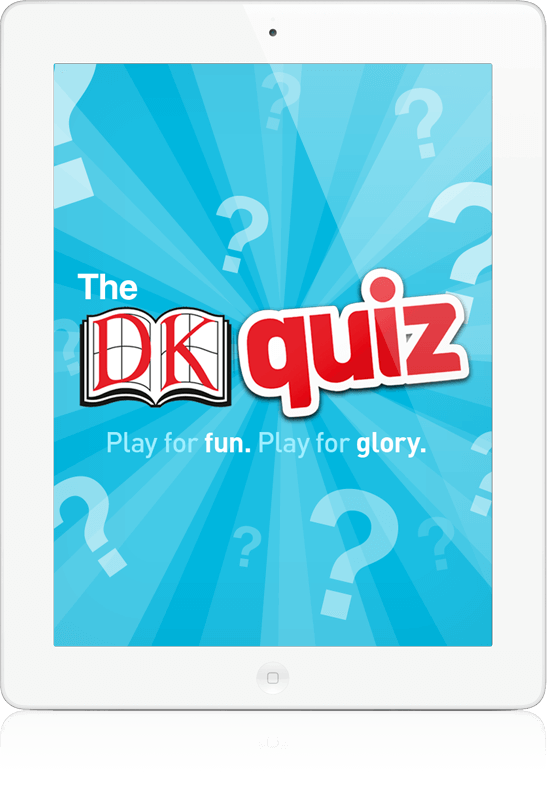 DK Quiz | Mobile Game, iOS App, Android App for Dorling