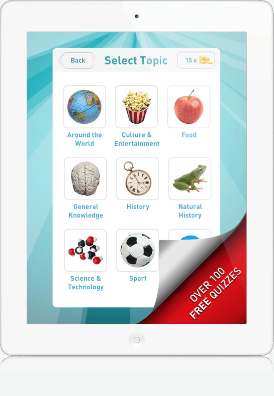 DK Quiz - Mobile Game, iOS App, Android App