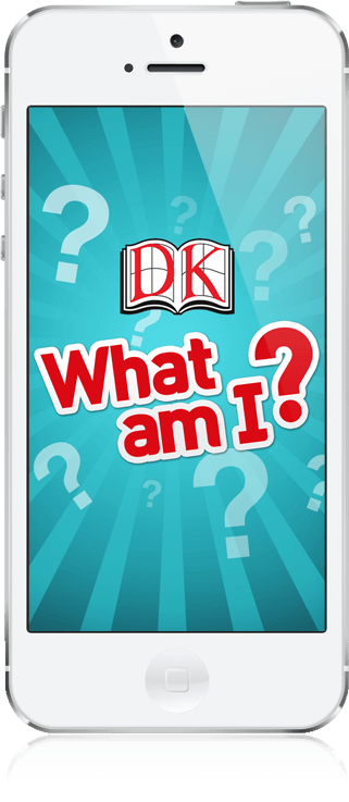 DK What Am I? - Mobile Game, iOS App, Social App