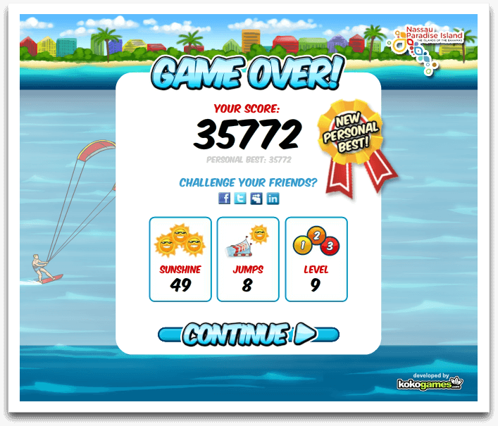Paradise Island! - Viral Game, Competition