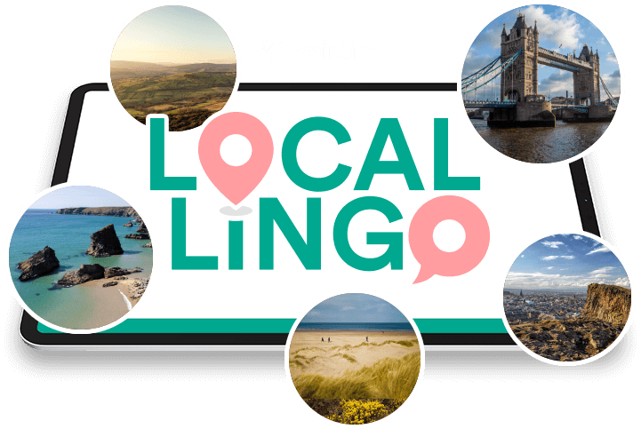 Local Lingo - Branded Games, Educational Game, HTML5