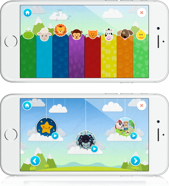 Magic Music - HTML5, Educational Game, Cross Platform