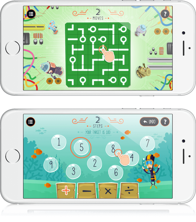 Perplex - Classic Puzzles Past & Present - Web App, HTML5, Browser Game