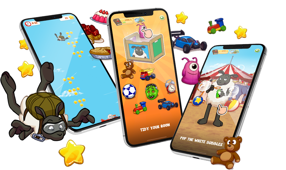 Pocket Pets! - Mobile App, Youth Engagement, Gamification