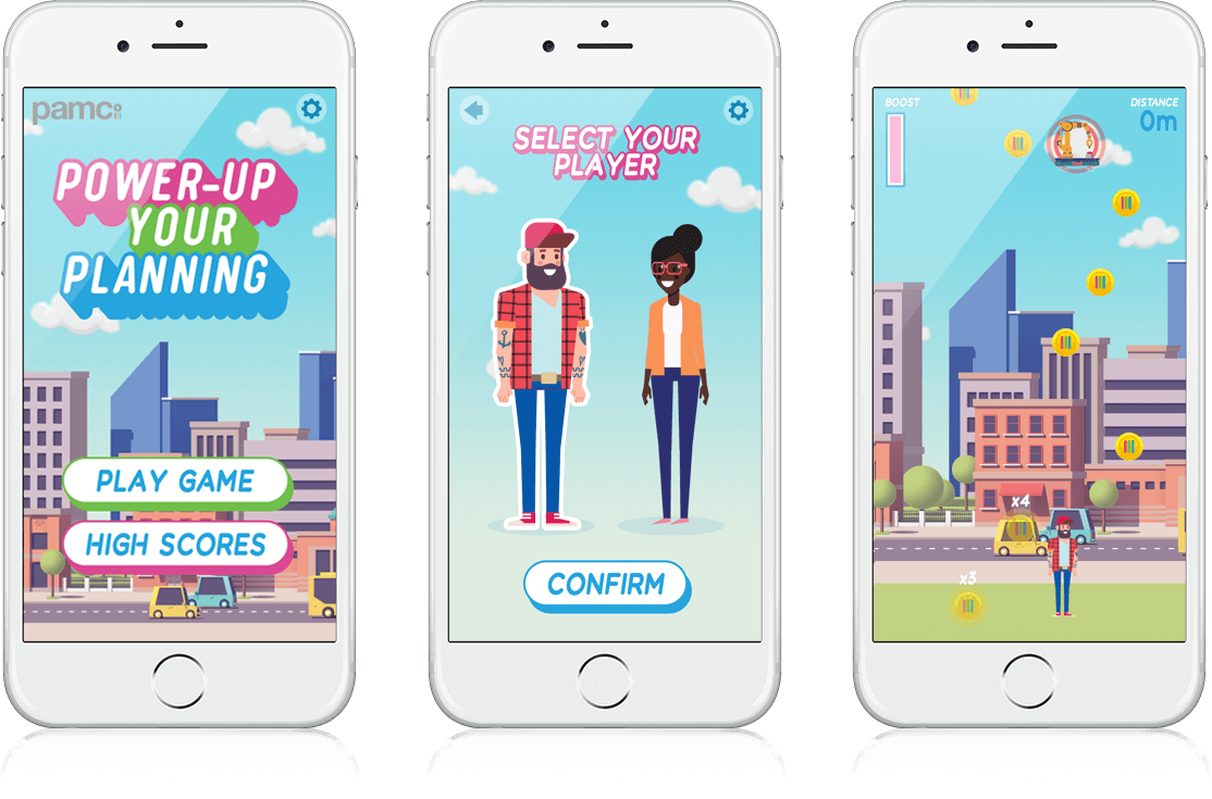 Power-up Your Planning - Competition, HTML5, Branded Games