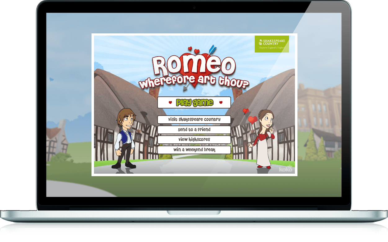 Romeo - Viral Game, Competition