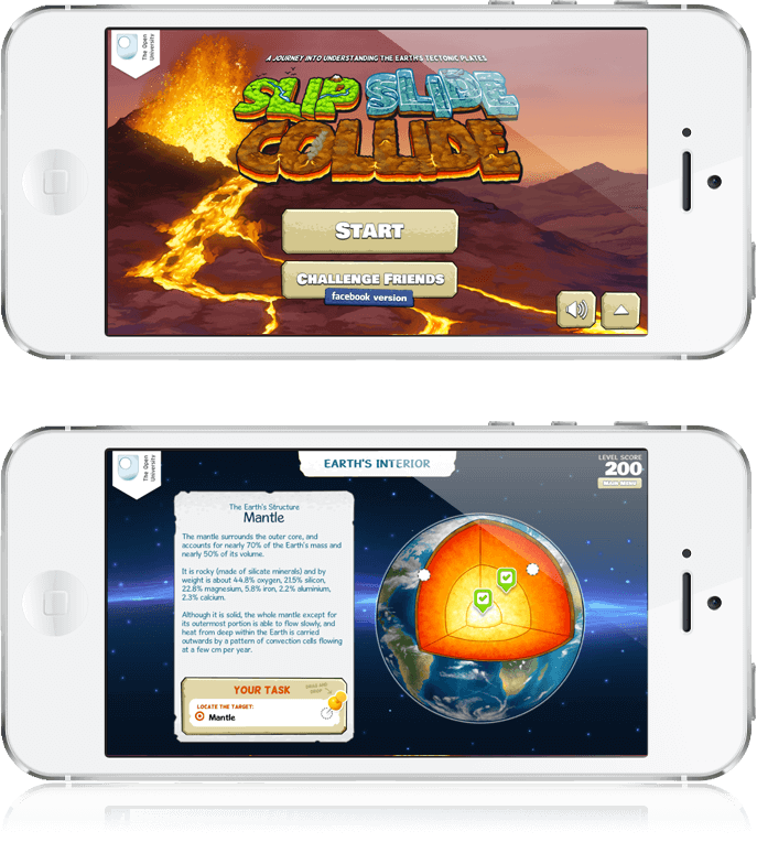 Slip Slide Collide - HTML5, Branded Games, Cross Platform