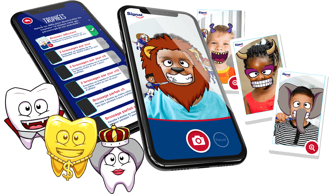 Super Brush - Augmented Reality, Educational Game, Mobile Game